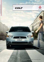 """colt """"motion"""" - Mitsubishi"""