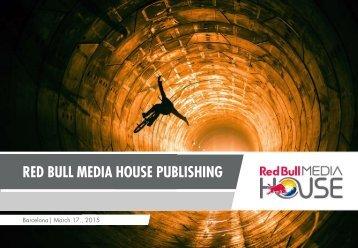 RED BULL MEDIA HOUSE PUBLISHING