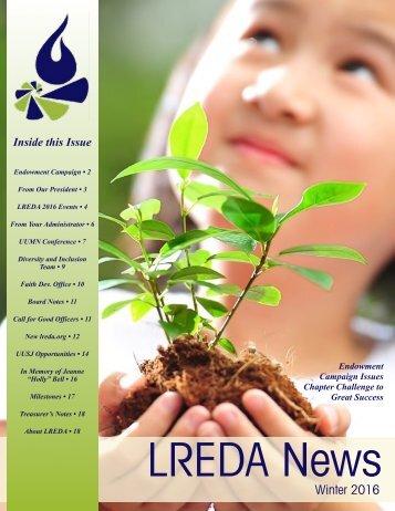 LREDA News