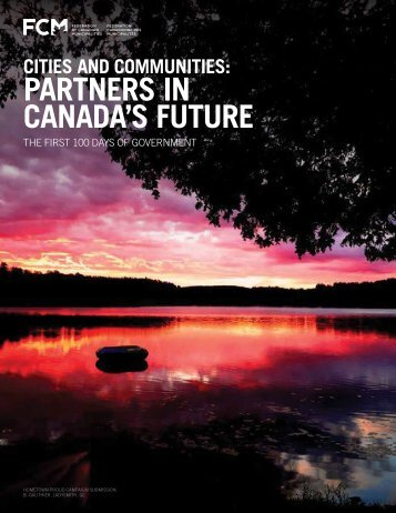 Partners in Canada's Future