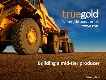 Building a mid-tier producer