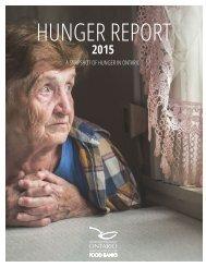 Hunger Report 2015