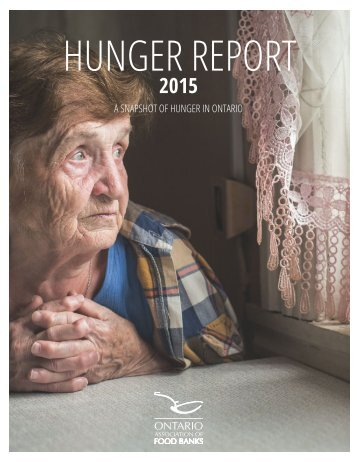 Hunger Report 2015