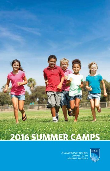 2016 SUMMER CAMPS