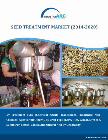 Seed Treatment Market Share