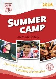 SummerSchool2016-Booklet
