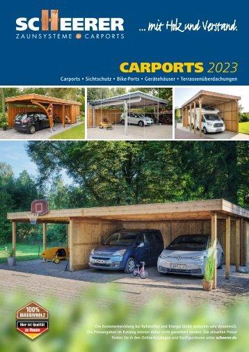 SCHEERER Carport