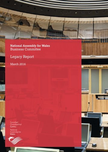 Legacy Report