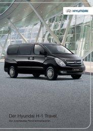 Der Hyundai H-1 Travel. - Schwabengarage AG