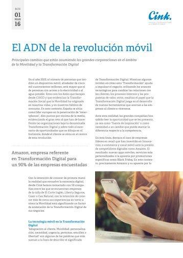 El ADN de la revolución móvil