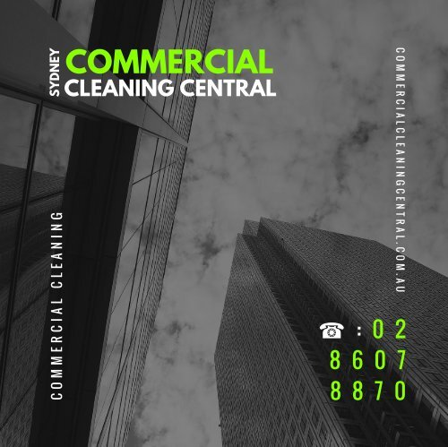 Commercial Cleaning Central