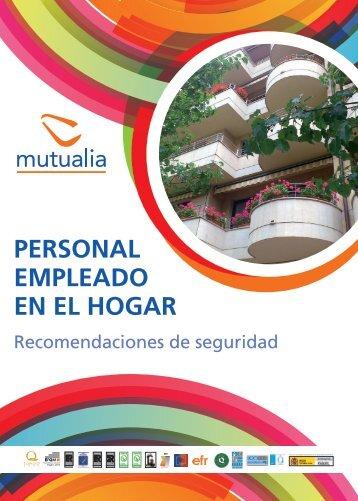 PERSONAL EMPLEADO EN EL HOGAR