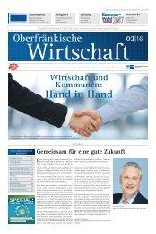 Oberfränkische Wirtschaft - Ausgabe 03 2016