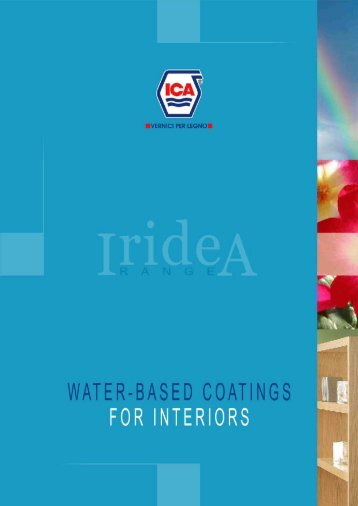 Iridea Range Interiors Brochure here - ICA North America