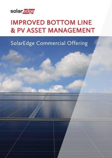 SolarEdge Commercial Catalogue