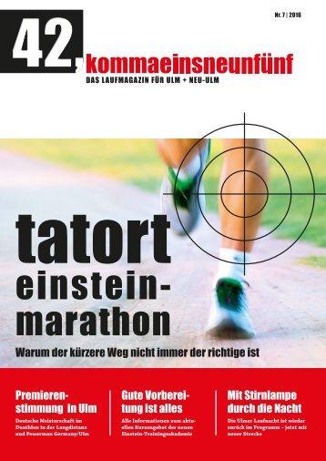 Laufmagazin 2016