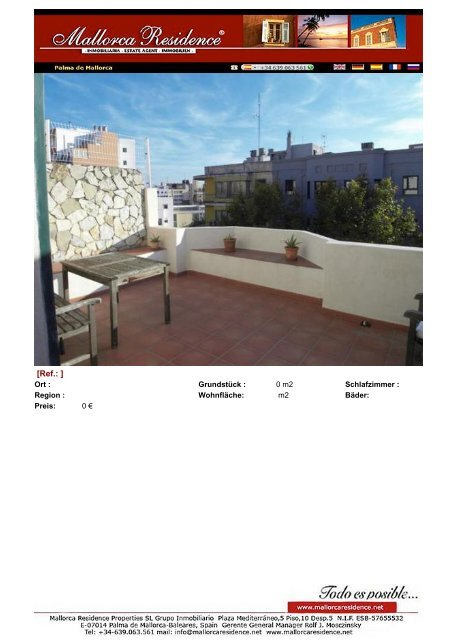 Mallorca Immobilie Verkauf-Luxus Villa in Alcudia mondänes ...