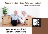 Immobilien und wohnen im Alter