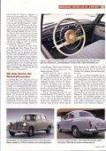 Der Mercedes-Ponton / Alltagstauglicher, solider Klassiker ... - Seite 2