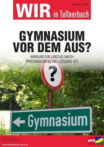 w w w .zappe.at - SPÖ Tullnerbach