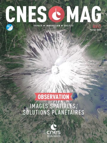 OBSERVATION IMAGES SPATIALES SOLUTIONS PLANÉTAIRES