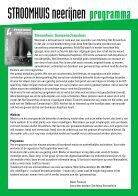 Stroomhuis programma voorjaar - zomer 2016 - Page 2