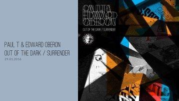 PaulT & Edward Oberon - Press