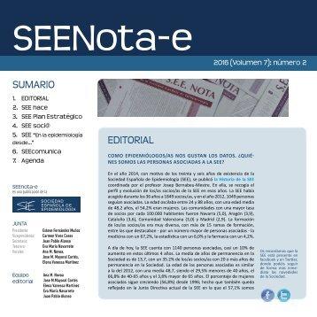 SEENota-e