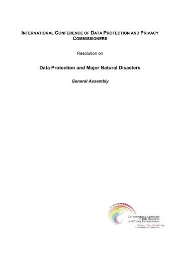 Resolution-on-Data-Protection-and-Major-Natural-Disasters
