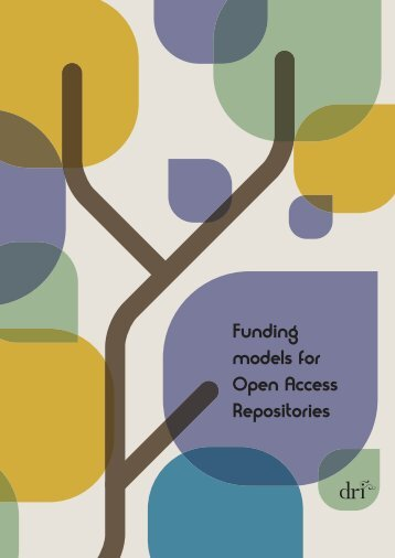 Funding models for Open Access Repositories