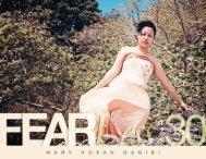 Fearless@30 - Mary Roxan Ganibi (Photobook)