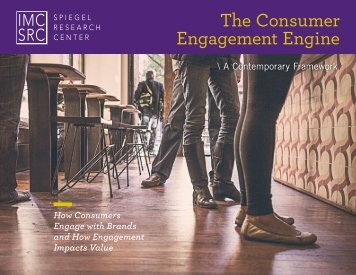 The Consumer Engagement Engine