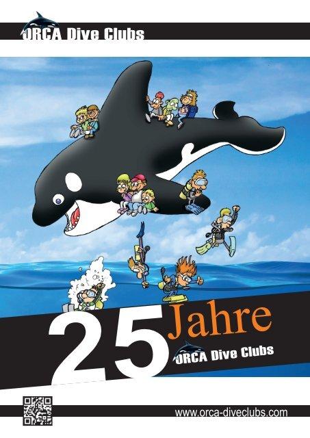 ORCA Dive Clubs 2016