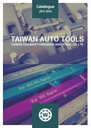 Taiwan Auto Tools Catalog 2015-2016