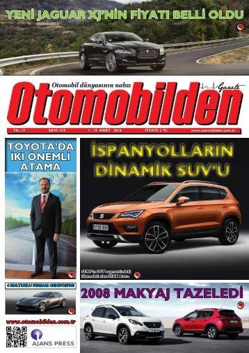 İSPANYOLLARIN DİNAMİK SUV'U