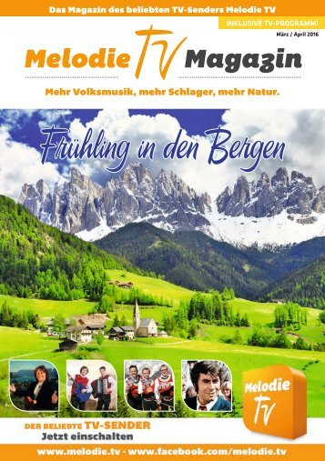 Melodie TV Magazin 03 04 2016 Screen