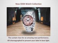 Fashion Watch Catalogue