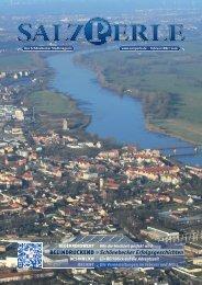 SALZPERLE - Stadtmagazin Schönebeck (Elbe) - Ausgabe 02/2016+03/2016