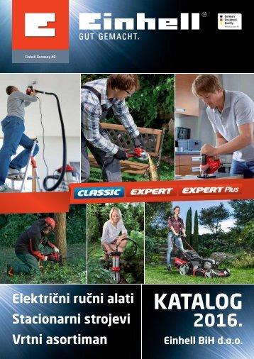 Einhell katalog 2016