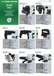 Bavaria Black katalog 2016