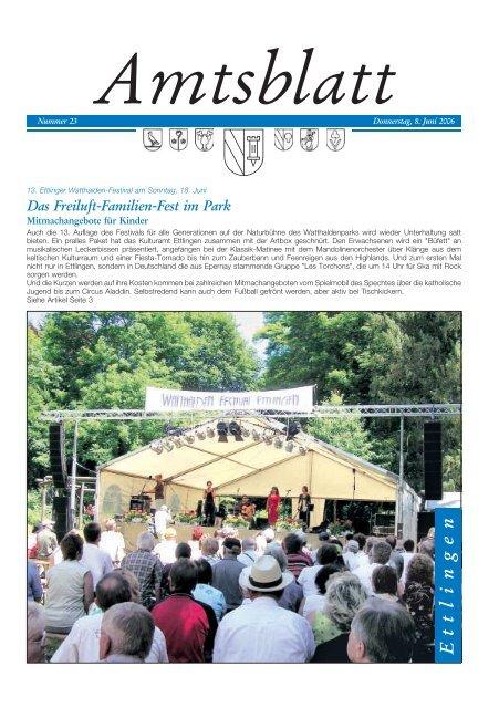 Ettlingen Fest