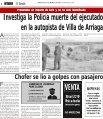 Detienen a Dexter responsable de la tragedia de Las Lomas - Page 3