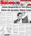 Detienen a Dexter responsable de la tragedia de Las Lomas - Page 5
