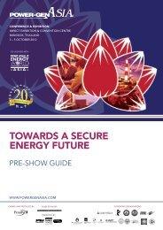 Download Pre-Show Guide (pdf) - POWER-GEN Asia