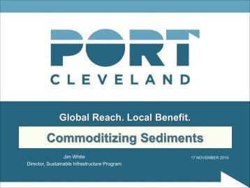 Commoditizing Sediments