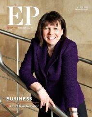 EP Business in Hospitality Issue 53 - April 2015