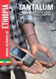 Tantalum in Ethiopia