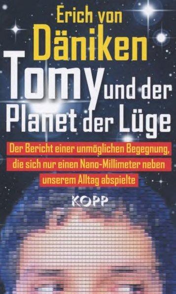 Tomy und der Planet der Lüge - nebadon