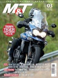 Motoren & Toerisme Maart 2016