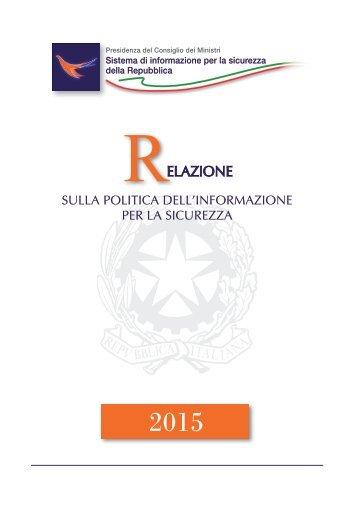Relazione-2015